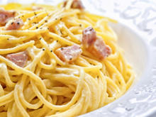 Spaghetti Carbonara ( ganz einfach, super lecker ) - Rezept - Bild Nr. 2