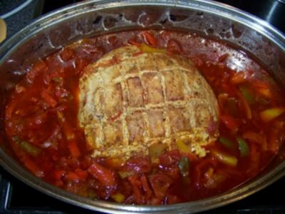 Fleisch - Schweineschulter ungarisch - Rezept