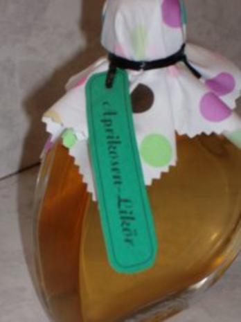 Aprikosen-Likör - Rezept - Bild Nr. 2