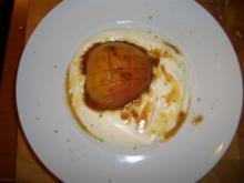 Karamell-Äpfel mit Mascarpone-Creme - Rezept - Bild Nr. 3