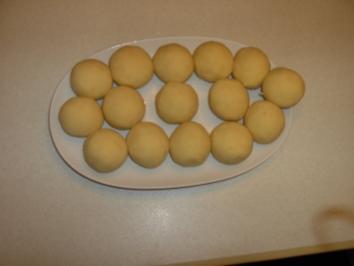 Rezept: Kartoffelknödel
