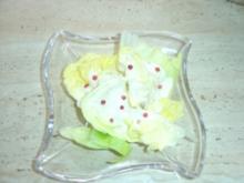 Kopfsalat - Rezept
