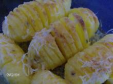 Schwedische Fächerkartoffeln - Rezept