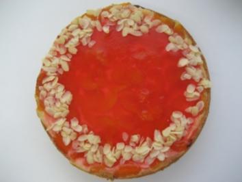 Mandarinen-Schmand Kuchen - Rezept