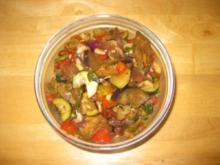 Mediterraner  Gemüse-mix - Rezept