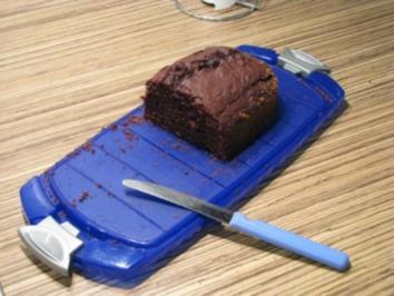 """""""KUCHEN"""" Schokoladen-Kuchen - Rezept"""