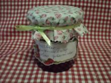 Erdbeermarmelade ohne Gelierzucker - Rezept