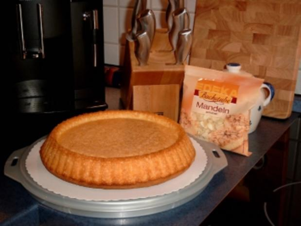 Pfirsich-Sahne-Torte - Rezept - Bild Nr. 6