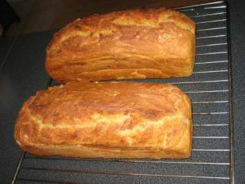Rezept: Brot Rezept
