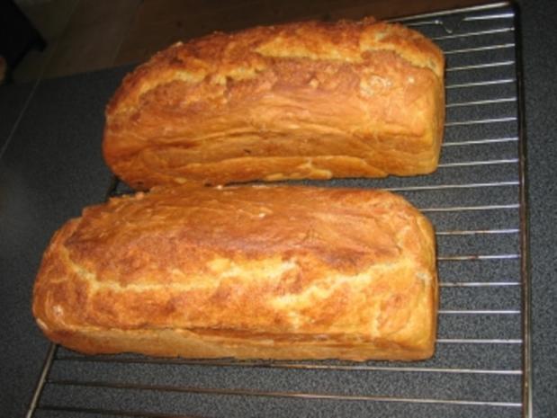 Brot Rezept - Rezept