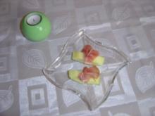 Galia Melone mit Schinken - Rezept