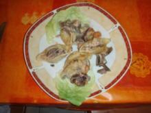 Muschelteigwaren a la Eva - Rezept