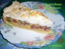 Kuchen: Johannis-Stachelbeer-Kuchen - Rezept