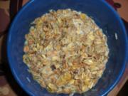 *Rezepte aus der Kindheit: warmer Haferflockenbrei - Rezept
