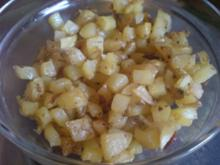 Kartoffelwürfel aus dem Backofen - Rezept