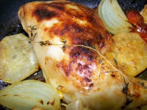 Chicken 'all in - Rezept - Bild Nr. 2