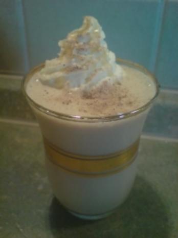 "Dessert ""Kaffee-Vanille-Creme"" - Rezept"