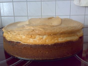 ** Kuchen & Co. ** Rhabarberkuchen (Rührteig) - Rezept
