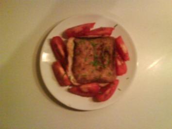 Rezept: Frühstück: Croque-Monsieur (Französischer Toast)
