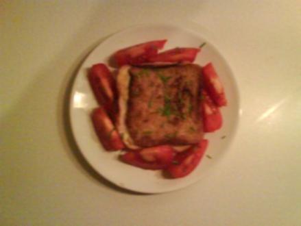 Frühstück: Croque-Monsieur (Französischer Toast) - Rezept