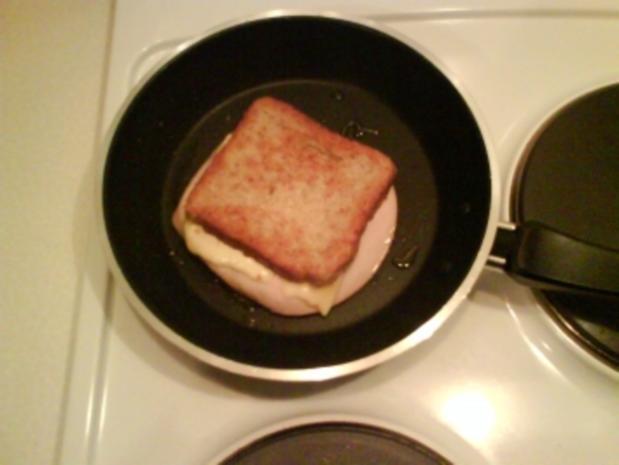 Frühstück: Croque-Monsieur (Französischer Toast) - Rezept - Bild Nr. 2