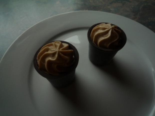 Schnelles Dessert - Rezept