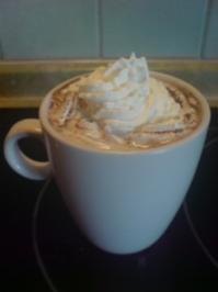 "Getränk ""Heiße Kaffee-Schokolade"" - Rezept"