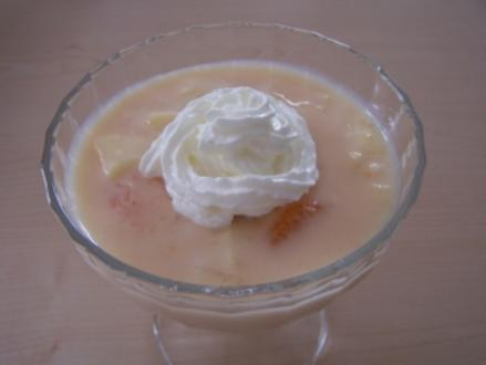 Joghurtcreme - Rezept
