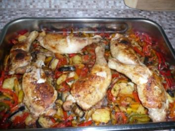 Chicken a la Indian Summer - Rezept