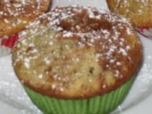Choco-Crossi-Muffins - Rezept