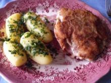 Cordon bleu vom Schwein - Rezept