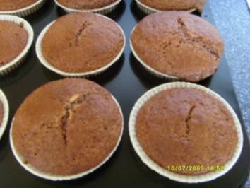 """Muffins """"Schoko-Schleckermäulchen"""" - Rezept"""