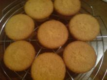 """Muffins """"Eierlikör-Mandel"""" - Rezept"""