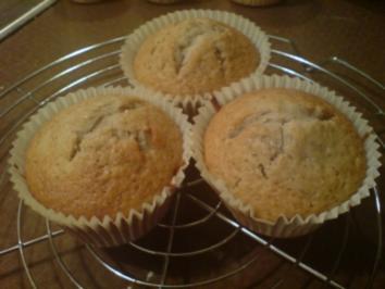 "Rezept: Muffins ""Marmelade-Frischkäse"""