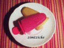 Melonen-Minz-Eis - Rezept