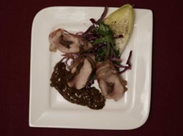 Geräucherte Fasanen und Entenbrust (Olivia Jones) - Rezept