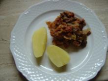 Bigos  Polnische Art - Rezept