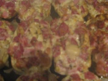 Pizza Semmeln - Rezept