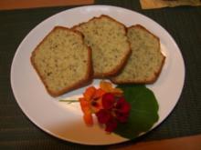 Kürbiskernkuchen - Rezept