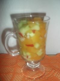 Gurken-Relish - Rezept