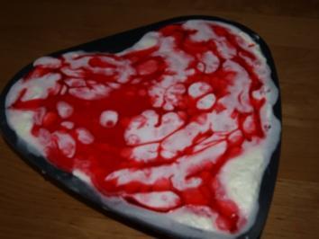 Ein Herz mit Marmelade - Rezept