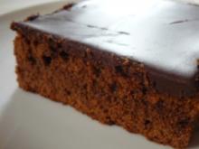 Vanille - Schoko - Brownies - Rezept