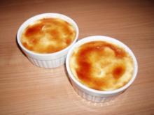 Mangocrème brûlée - Rezept
