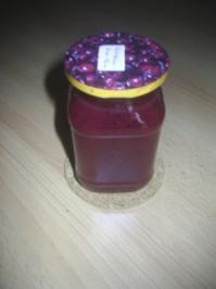Rezept: Brotaufstrich - Stachelbeer-Kiwi-Marmelade