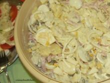 6er Salat - Rezept