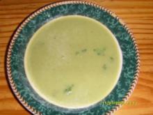 Broccolicremesuppe ala Gabi und Herbert - Rezept