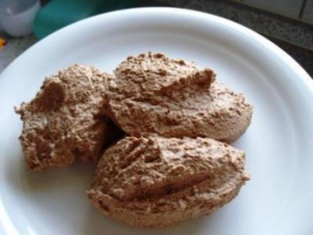 Mousse au ala Chocolat - Rezept