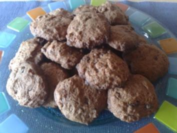Rezept: Chocolate Cookies