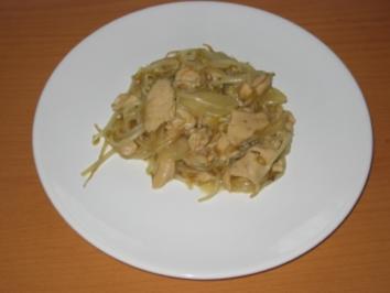 Hühnchen Chop-Suey - Rezept