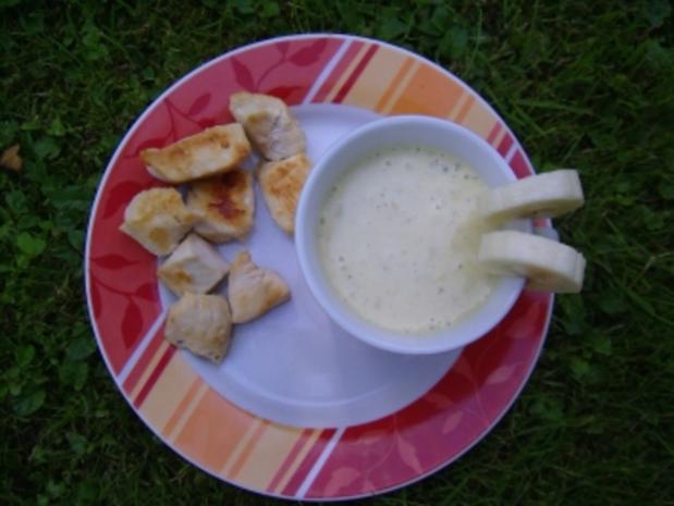 Bananen-Curry-Dip - Rezept - Bild Nr. 2
